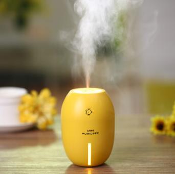柠檬迷你usb空气加湿器