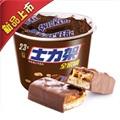 士力架桶装夹心巧克力